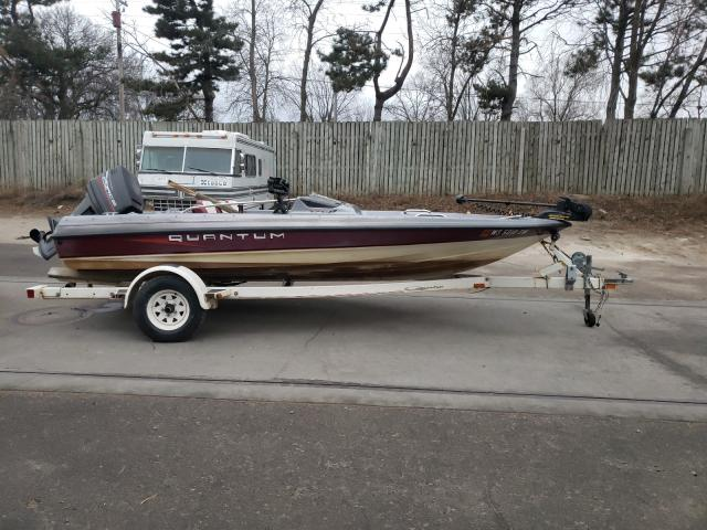 Bayliner salvage cars for sale: 1996 Bayliner Boat Trail