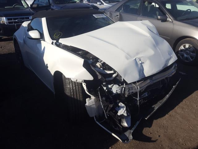 Nissan salvage cars for sale: 2016 Nissan 370Z Base