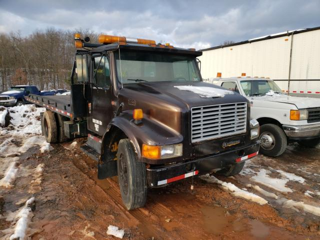 International salvage cars for sale: 1986 International S-SERIES 1