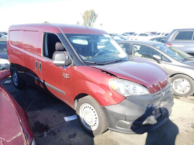 Salvage cars for sale from Copart Martinez, CA: 2018 Dodge RAM Promaster