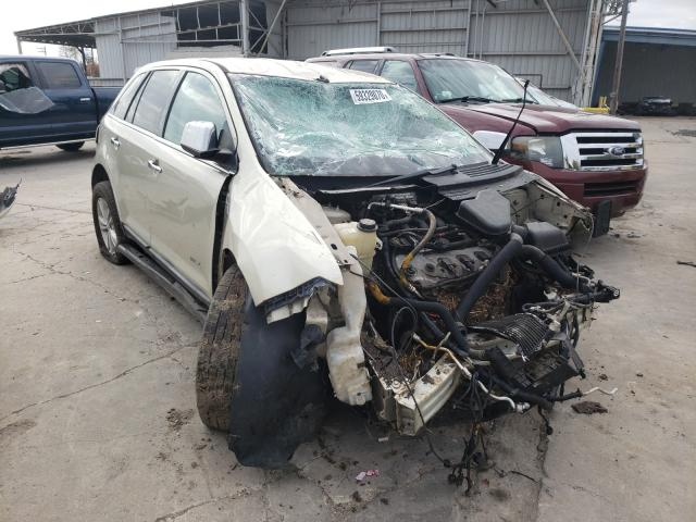 Salvage cars for sale from Copart Corpus Christi, TX: 2010 Lincoln MKX