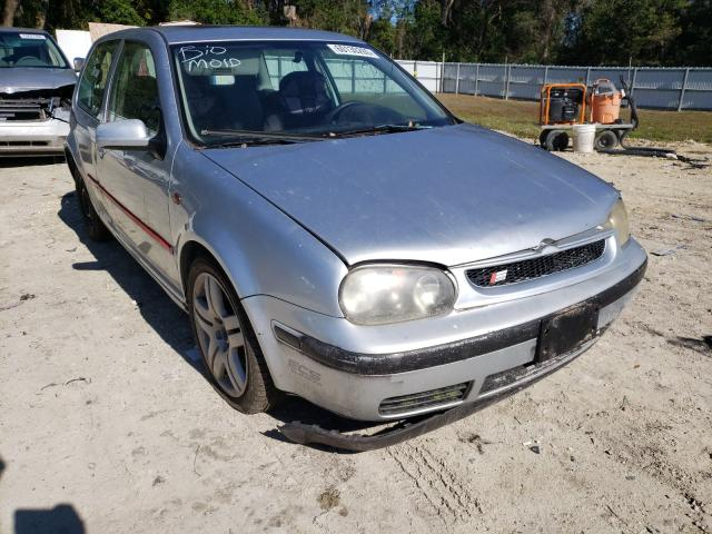 Salvage cars for sale from Copart Ocala, FL: 2003 Volkswagen GTI