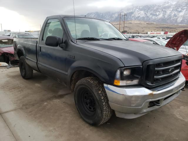 Salvage cars for sale from Copart Farr West, UT: 2004 Ford F250 Super