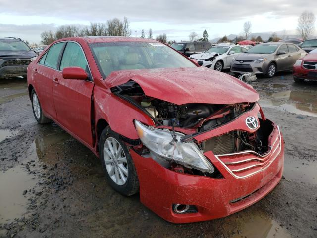 Salvage cars for sale from Copart Eugene, OR: 2011 Toyota Camry Base