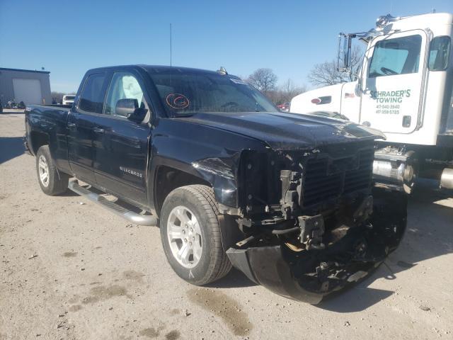 Salvage SUVs for sale at auction: 2017 Chevrolet Silverado