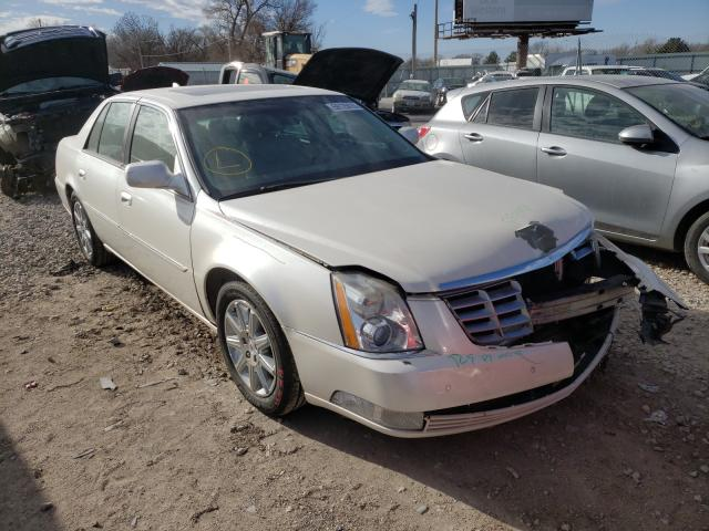 Salvage cars for sale from Copart Wichita, KS: 2011 Cadillac DTS Premium