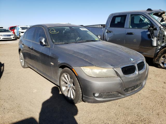 Salvage cars for sale from Copart Amarillo, TX: 2011 BMW 328 I