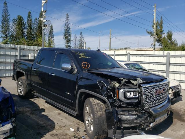 Salvage cars for sale from Copart Miami, FL: 2016 GMC Sierra C15
