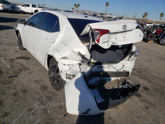 купить 2017 Toyota Corolla L 1.8L 5YFBURHE1HP602361