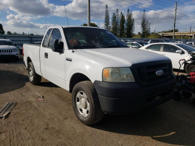 Salvage cars for sale from Copart Miami, FL: 2007 Ford F150
