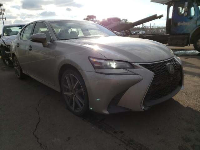 Lexus GS 350 Base salvage cars for sale: 2018 Lexus GS 350 Base