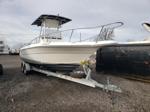 Sea Ray salvage cars for sale: 1992 Sea Ray Boat