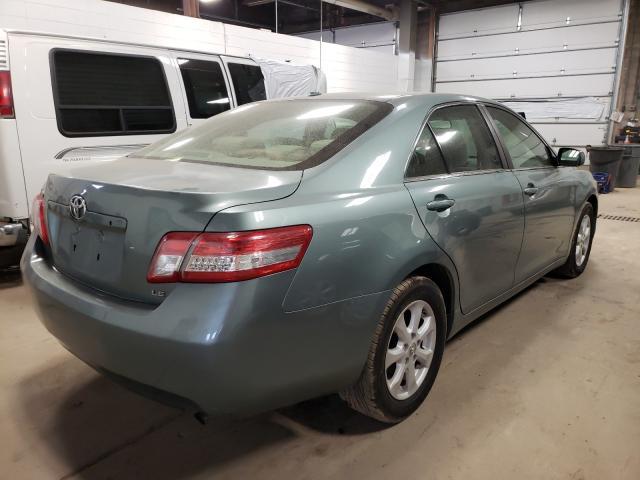 цена в сша 2011 Toyota Camry Base 2.5L 4T4BF3EK5BR117749