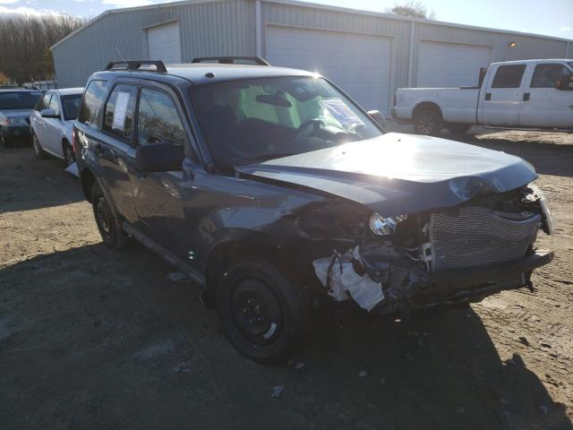 Salvage cars for sale from Copart Hampton, VA: 2011 Ford Escape XLT