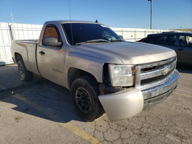Salvage cars for sale from Copart Lexington, KY: 2007 Chevrolet Silverado