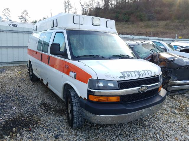 2007 Chevrolet Express G3 for sale in Hurricane, WV