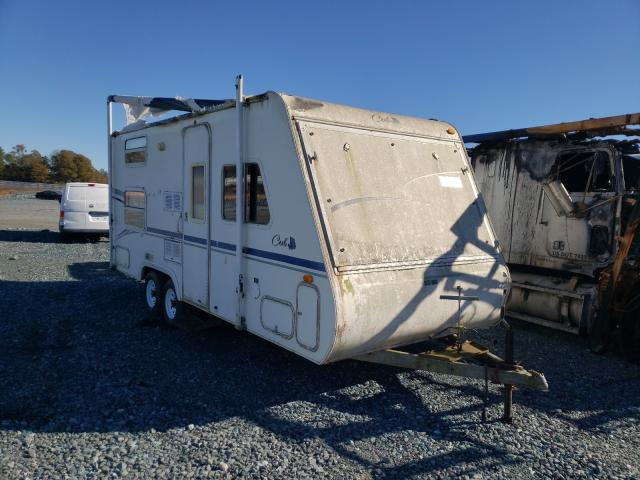 Salvage cars for sale from Copart Byron, GA: 1999 Aluma Camper