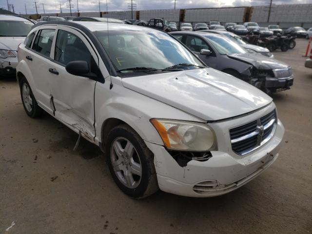 Salvage cars for sale from Copart Nampa, ID: 2008 Dodge Caliber SX