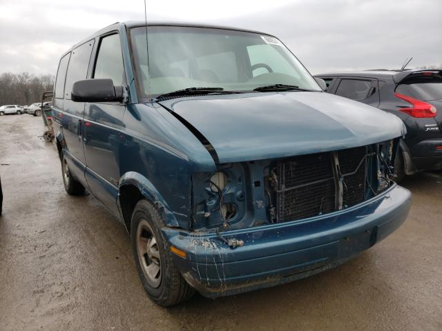 Chevrolet Astro salvage cars for sale: 2002 Chevrolet Astro