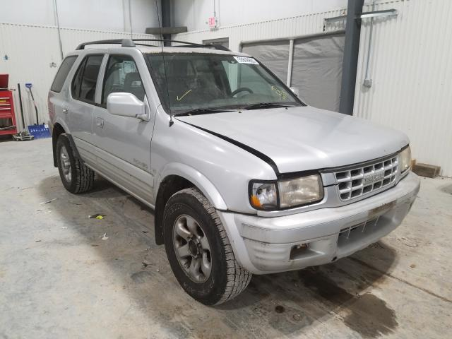 Isuzu Rodeo S salvage cars for sale: 1998 Isuzu Rodeo S