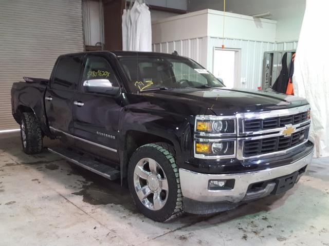 Salvage cars for sale from Copart Leroy, NY: 2014 Chevrolet Silverado