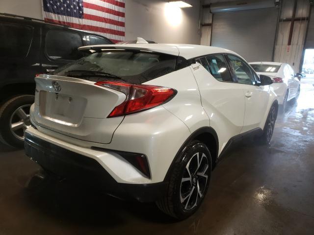 цена в сша 2018 Toyota C-Hr Xle 2.0L NMTKHMBX2JR021383