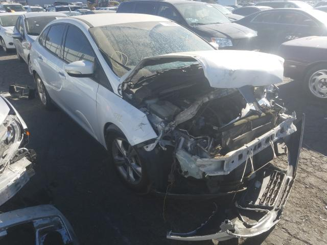 Salvage cars for sale from Copart Colton, CA: 2014 Ford Focus SE