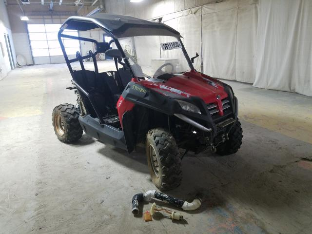 Salvage cars for sale from Copart Indianapolis, IN: 2011 Can-Am ATV
