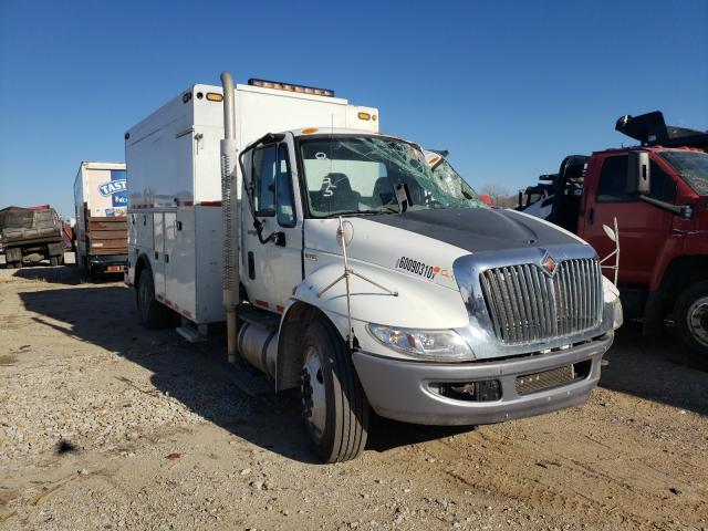 Salvage cars for sale from Copart Kansas City, KS: 2014 International 4000 4300