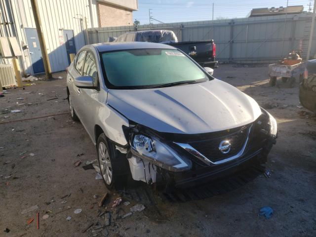 Salvage cars for sale from Copart Montgomery, AL: 2018 Nissan Sentra S