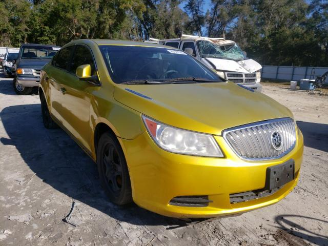 Salvage cars for sale from Copart Ocala, FL: 2011 Buick Lacrosse C
