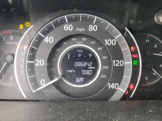 2014 HONDA CR-V EX 2HKRM4H59EH705070
