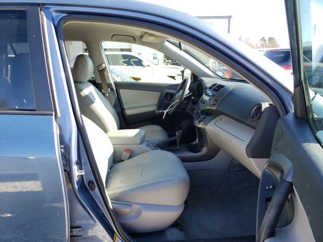 пригнать из сша 2010 Toyota Rav4 2.5L 2T3ZF4DV9AW037838