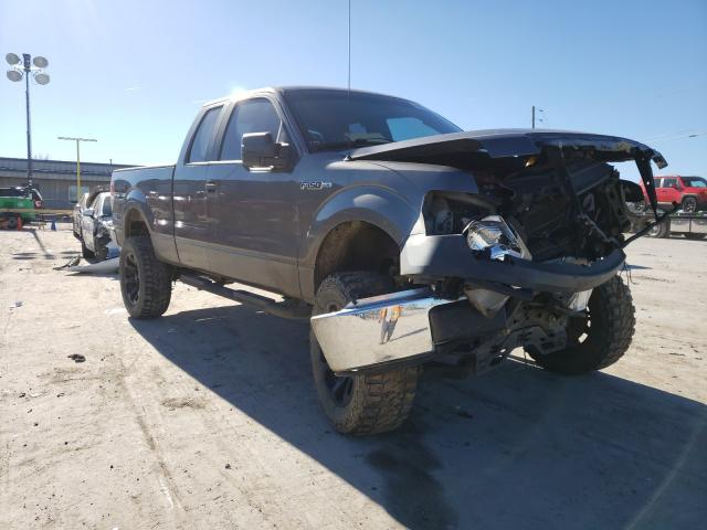 Salvage cars for sale from Copart Lebanon, TN: 2011 Ford F150 Super