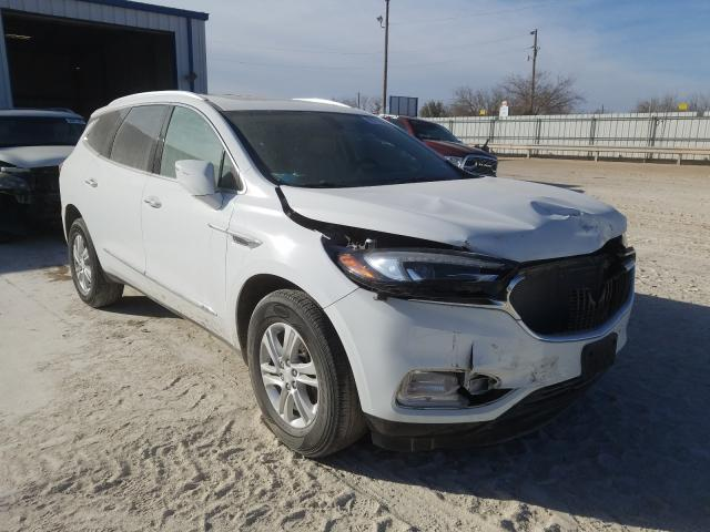 Salvage cars for sale from Copart Abilene, TX: 2019 Buick Enclave ES