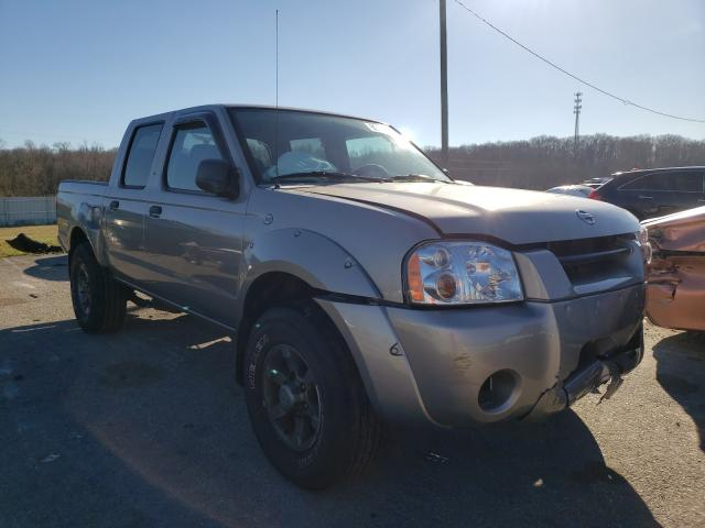 Nissan salvage cars for sale: 2004 Nissan Frontier C