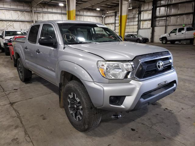 Salvage cars for sale from Copart Woodburn, OR: 2014 Toyota Tacoma DOU