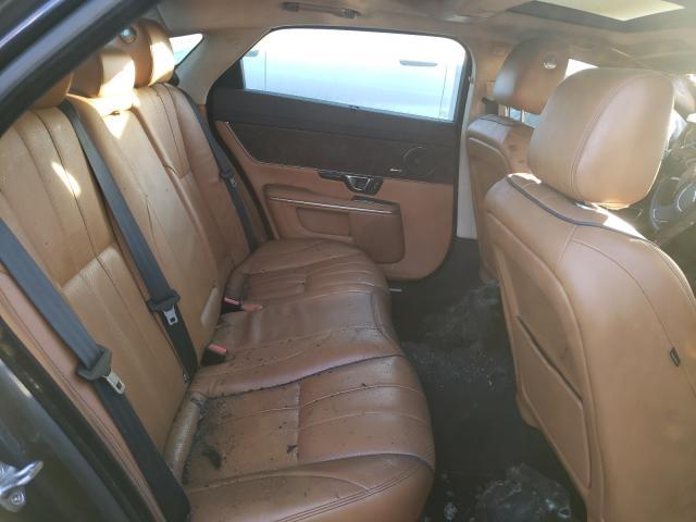 2014 Jaguar XJL   Vin: SAJWA2GZ1E8V60739
