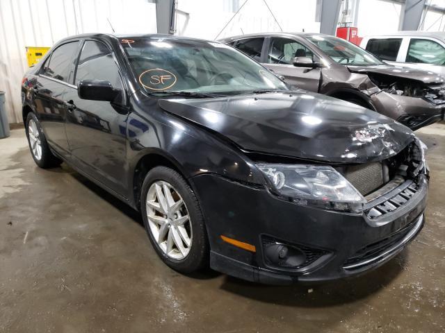 Vehiculos salvage en venta de Copart Ham Lake, MN: 2012 Ford Fusion SE