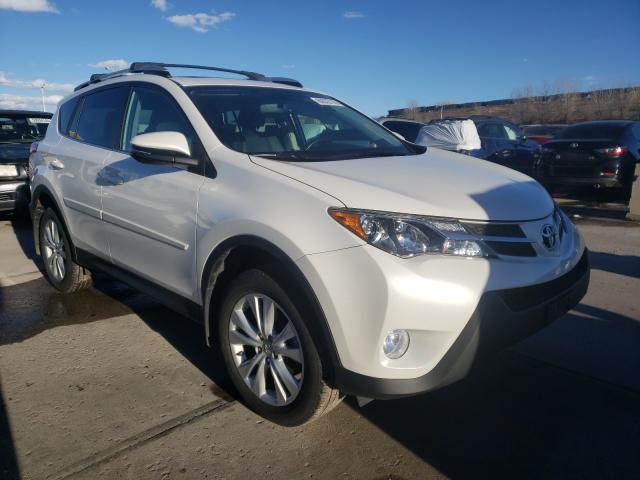 2013 Toyota Rav4 Limited en venta en Littleton, CO