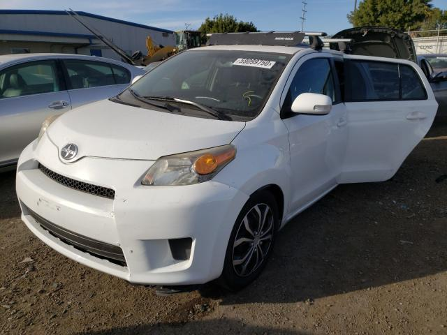 из сша 2014 Toyota Scion Xd 1.8L JTKKUPB4XE1043857