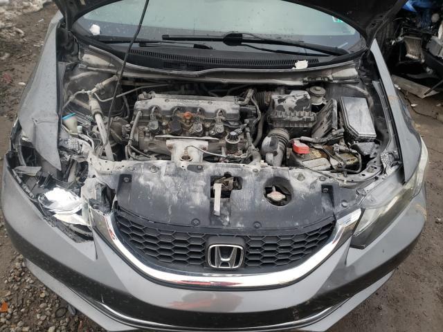 2013 Honda CIVIC | Vin: 19XFB2F59DE289332