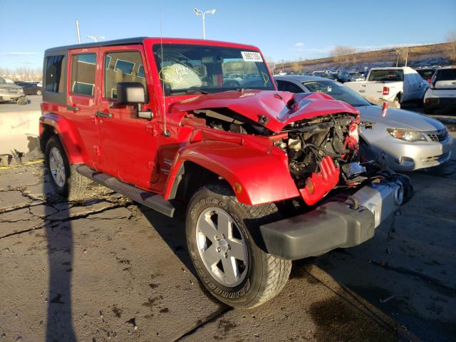 Salvage cars for sale from Copart Littleton, CO: 2011 Jeep Wrangler U