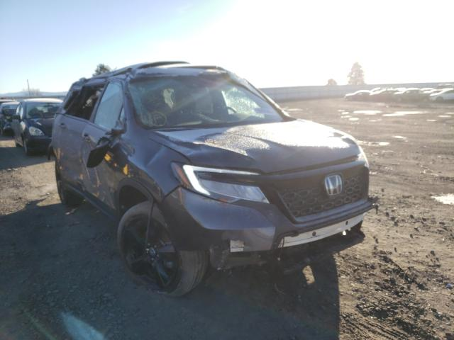 Honda Passport T salvage cars for sale: 2020 Honda Passport T