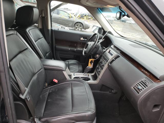 пригнать из сша 2010 Ford Flex Sel 3.5L 2FMGK5CC3ABD04043