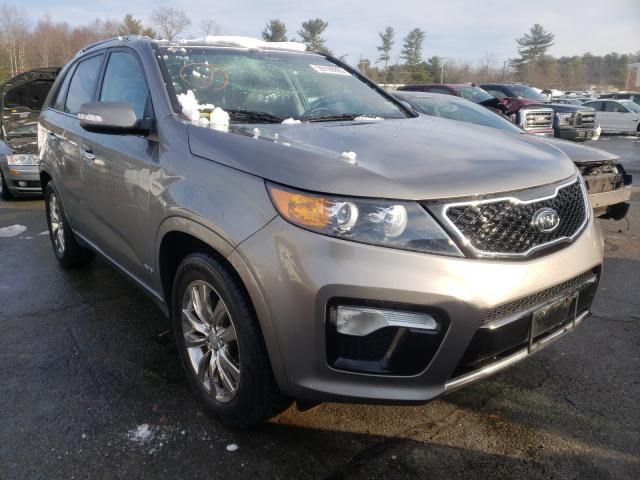KIA Sorento SX salvage cars for sale: 2011 KIA Sorento SX