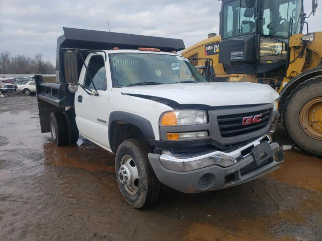 Salvage cars for sale from Copart Hillsborough, NJ: 2006 GMC New Sierra