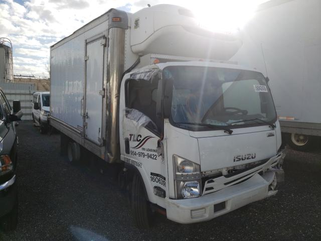 Salvage cars for sale from Copart Miami, FL: 2016 Isuzu NRR