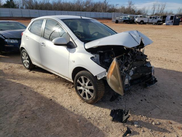 Mazda 2 salvage cars for sale: 2012 Mazda 2