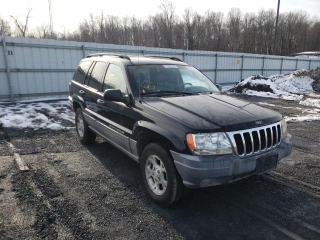 Salvage cars for sale from Copart York Haven, PA: 2002 Jeep Grand Cherokee